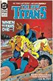 img - for The New Titans #72 (Death Of A Hero!) book / textbook / text book
