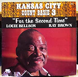 Count Basie Count Basie Amp Kansas City 3 For The Second