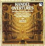 George Frideric Handel: Overtures - Alceste / Agrippina / Il Pastor Fido / Saul / Teseo / Samson - The English Concert / Trevor Pinnock