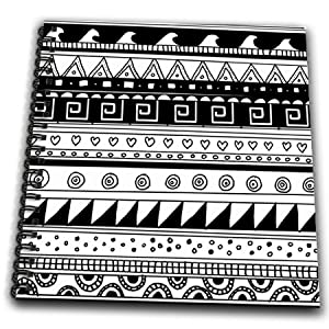 abstract aztec pattern...
