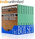 Woodworking SET 7 IN 1: Amazing Woodw...