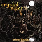 Crimen Excepta Special Edition Edition by Crystal Viper (2012) Audio CD