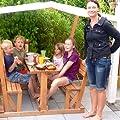promadino Kinder-Gartenmöbel Kinderpavillon Anna von promadino - Gartenmöbel von Du und Dein Garten