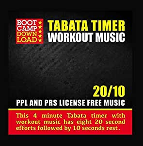 Daniel Steptoe-Thompson - Tabata Timer With Workout Music