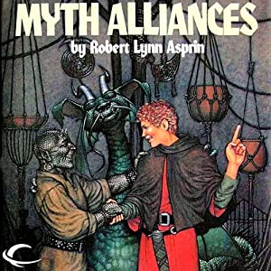 Myth Alliances Audiobook