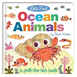 Let's Find Ocean Animals (Let's Find Pull-the-Tab Books)