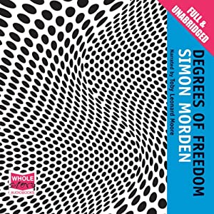 Degrees of Freedom: The Metrozone Trilogy, Book 3 Audiobook