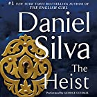 The Heist (       UNABRIDGED) by Daniel Silva Narrated by George Guidall