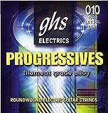 ghs エレキギター弦 PROGRESSIVES/プログレッシブ ライト10-46 PRL