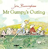 Mr. Gumpy's Outing (0099408791) by Burningham, John