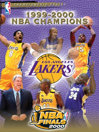 Amazon Com 1999 2000 Nba Champions Los Angeles Lakers