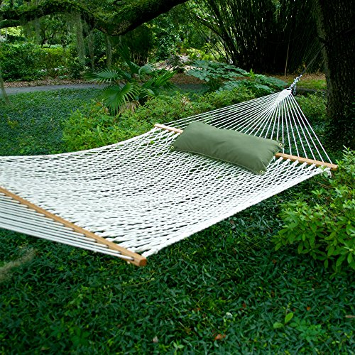 Deluxe Double Original Polyester Rope Hammock – Pawleys Island