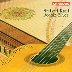 Music for Guitar & Harpsichord