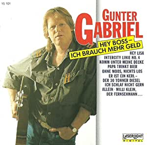 gunter gabriel hits vom stehauf m nnchen cd album. Black Bedroom Furniture Sets. Home Design Ideas