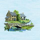 Derwentwater Minuets - Brookside Cross Stitch Kit