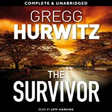 The Survivor Audiobook by Gregg Hurwitz Narrated by Jeff Harding