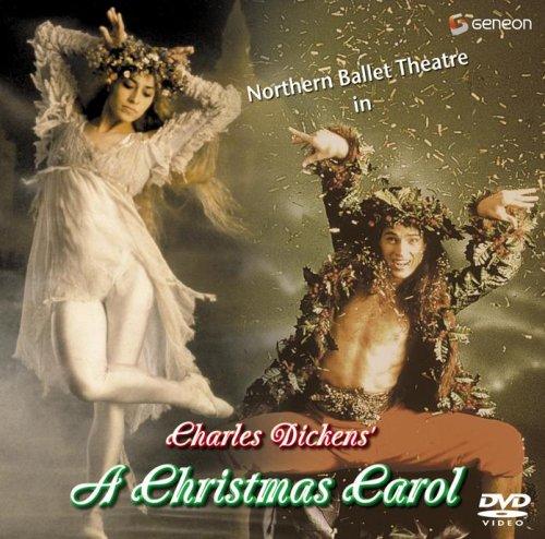 英国ノーザン・バレエ・シアター/バレエ「クリスマス・キャロル」全3幕 [DVD]