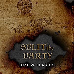 Split the Party Audiobook