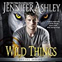Wild Things Audiobook by Jennifer Ashley Narrated by David Brenin