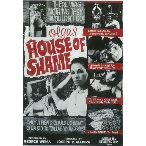 Amazon.com: Olga's House of Shame Movie Poster (27 x 40 Inches - 69cm