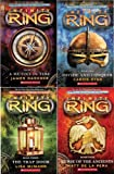 img - for Infinity RingTM Starter Pack : First Four Books of the Series Included : #1: A Mutiny in Time, #2: Divide and Conquer, #3: The Trap Door, #4: Curse of the Ancients (Infinity Ring) book / textbook / text book