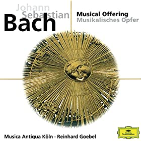 J.S. Bach: Musical Offering, BWV 1079 - Sonata a 3 - I Largo
