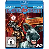 The Bremen Town Musicians (Blu-ray 3D) [Region Free]by Puppet's