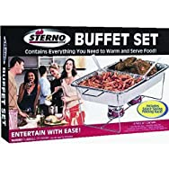 Sterno 40007 Sterno Large Buffet Kit-LARGE BUFFET SET