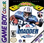 Madden NFL 2001 - Game Boy Color
