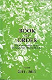 img - for Book of Order 2011/2013: The Constitution of the Presbyterian Church (U.S.A.), Part II book / textbook / text book