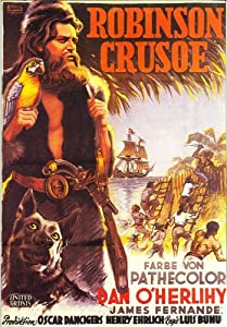 The adventures of robinson crusoe movie poster 11 x 17 inches - Robinson crusoe style ...