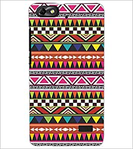 PrintDhaba Pattern D-5168 Back Case Cover for HUAWEI HONOR 4C (Multi-Coloured)