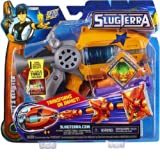 Slugterra MINI [Entry] Blaster & Evo Dart Elis Blaster [Includes Code for Exclusive Game Items] by Slugterra Toys, Games & Dart Mini Action Figures