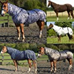 Pony Horse Riding Breathable Fyl Prot...