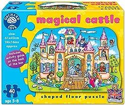 Orchard Toys Magical Castle, Multi Color