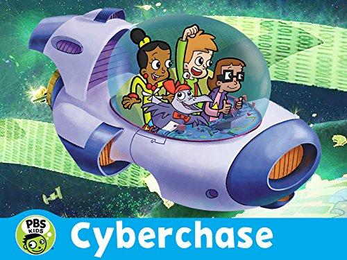 Cyberchase Season 3