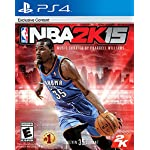 NBA 2K15 – PlayStation 4