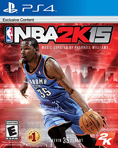 NBA 2K15 (2014) (Video Game)