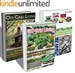 Off-Grid Living BOX SET 3 In 1. The P...