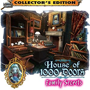 House of 1,000 Doors game review,House of 1,000 Doors: Family Secrets - Collector's Edition pc game download