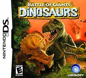 Battle of Giants - Dinosaurs French, German, Italian, Spanish, Dutch, Swedish, and Norwegian Nintendo DS