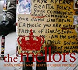 Image of Jesus Christ Made Seattle Under Protest
