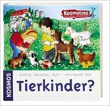 Küken, Hamster, Esel - wer kennt die Tierkinder?: Susanne Rebscher: 9783440109397: Amazon.com: Books