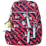 Super Drool Multicolour School Bag For Girls