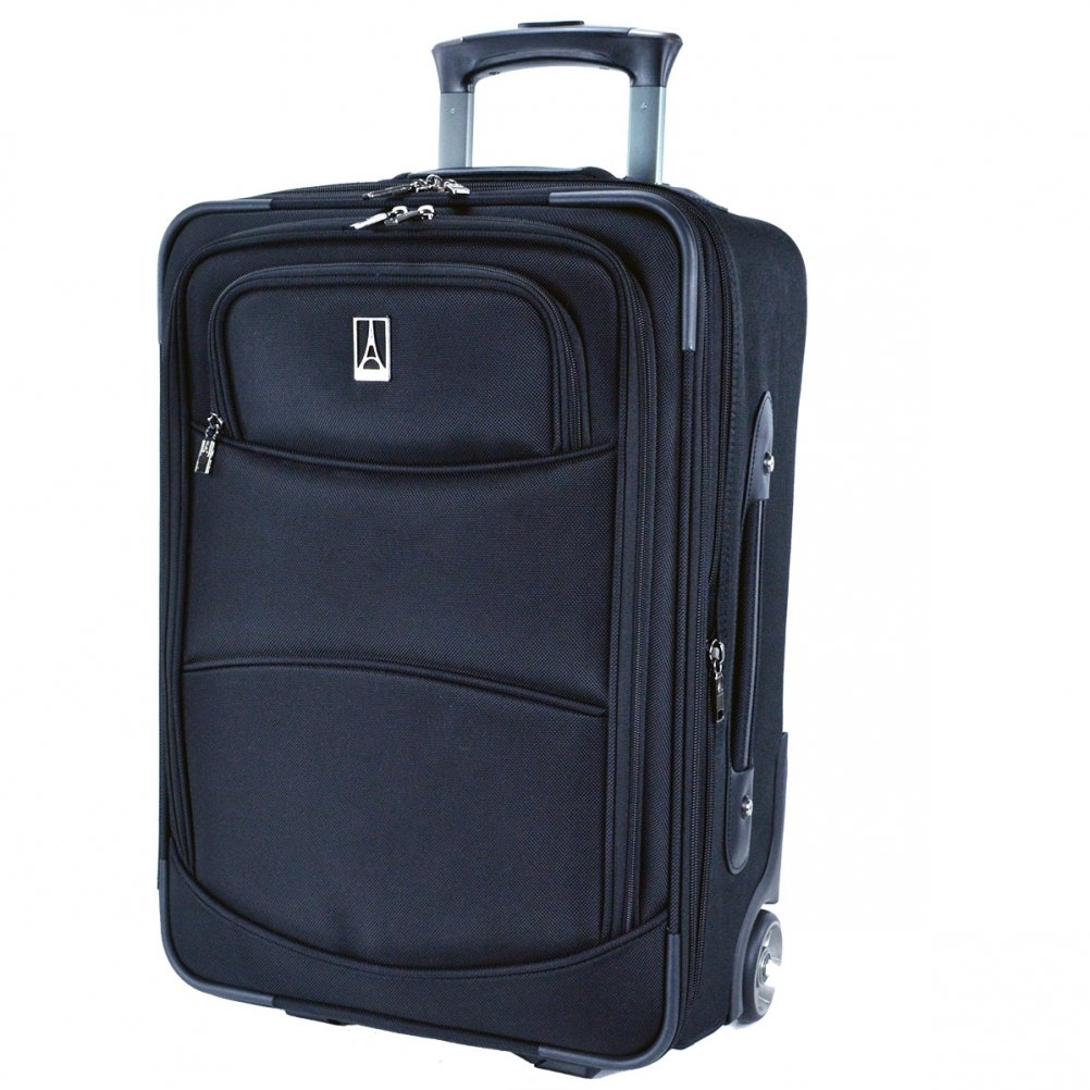 Travelpro Executive Class 20 Inch Carry-on Rollaboard kiran prasad bhatta executive compensation