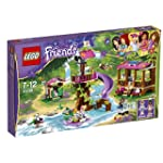 LEGO Friends 41038: Jungle Rescue Base