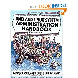 Linux Administration Handbook