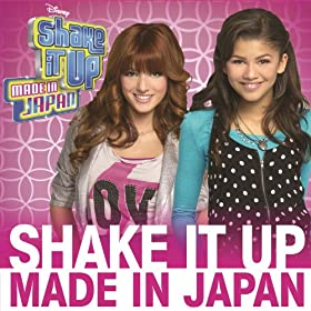 Shake It Up: Made in Japan [+video]