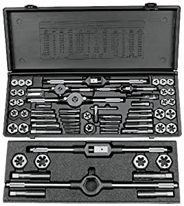 Vermont American 21740 65-Piece Expert Tap and Die Set with Plastic Case at Sears.com