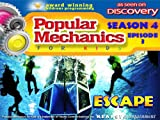 Popular Mechanics For Kids - Season 4 - Episode 3 - Escape